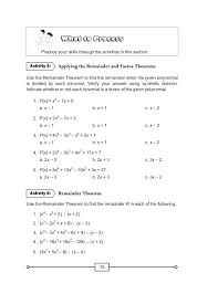 math worksheets go ii practice linear equations answers standard form