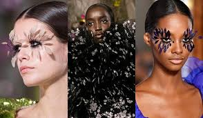 5 makeup trends we picked up from the valentino spring 19 haute couture show