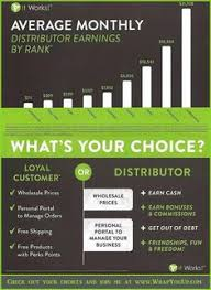 It Works Global Pay Chart 84 Best It Works Distributor Images It Works Distributor