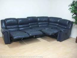 blue leather reclining sofa luxurious mesmerizing blue reclining sofa epic for your table ideas with milano