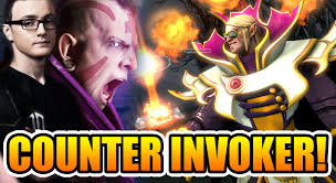 miracle dota 2 how to counter invoker pick anti mage go mid