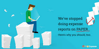 Paper Reports Weve Stopped Doing Expense Reports On Paper Heres Why You
