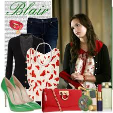 Poison Ivy - s01e03 - Blair, created by thegossiplook on Polyvore | Cute  vintage outfits, Gossip girl, Fashion