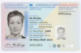 Dutch Identity - Wikipedia Card