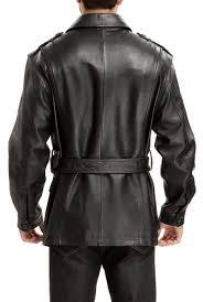 trench coat in dark brown or black zoom helmet helmet