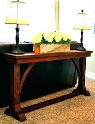 Surprising Skinny Sofa Table 352685 Living lancorpinfo