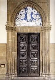 ROBBIA, Luca della North Sacristy Doors with the Resurrect… | Flickr