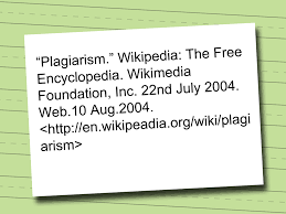 020 Wikipedia Mla Citation Resume Apa Format Bibliography