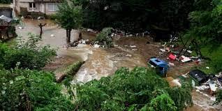Almanya'da sel felaketine 30 milyar euroluk bütçe