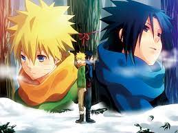 Naruto and Sasuke - LostOblivion ...