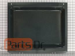 oven bottom panel