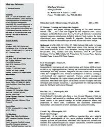 It Infrastructure Manager Resume