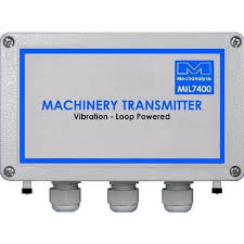 Vibration Transmitters Loop Powered Vibration Transmitter