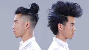 Hairstyle For Male 1 man 12 hairstyles youtube 2113 by stevesalt.us