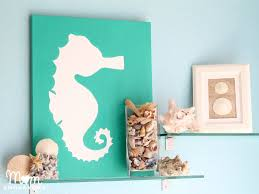 Beach Theme Bathrooms Seashell Bathroom Decor Beach Bathroom Decor Seashell Art