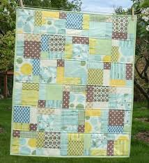 Super Easy Quilt Patterns Free Awesome Free Ba Quilt Block Pattern Four Patch Ba Quilt In A Weekend For
