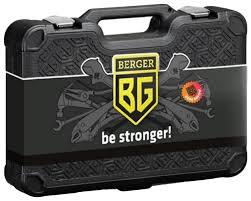 Набор инструментов <b>BERGER</b> (141 предм.) <b>Кёльн BG141</b>-<b>1214</b>