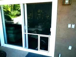 large dog door for sliding glass door sliding glass door best pet door for sliding glass