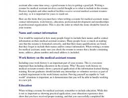 Resume Objective Job For Medical Goals Sample Banking