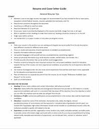 What Information Should Be Included In A Cover Letter Image