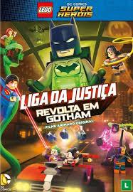 LEGO Liga da Justiça - Revolta em Gotham