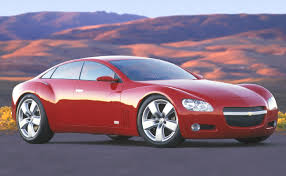 All Chevy chevy 2003 : 2003 Chevy SS Concept - Mountains