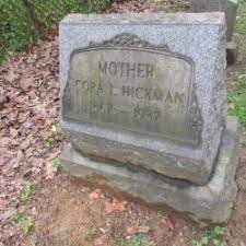 Cora Love Place Hickman (1873-1937) - Find A Grave Memorial