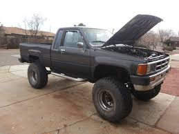 For Sale* 1985 Toyota Pickup sr5 4x4 extended cab 22 RE ...