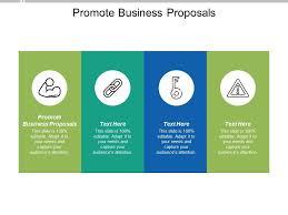 Professional Business Proposals Promote Business Proposals Ppt Powerpoint Presentation
