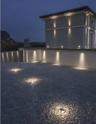 Image Lighting Ideas This Wellcrafted Outdoor Recessed Light Fixture Creates Diverse Lighting Effect To Keep The Walker Safe On Driveways Patios And Walkways Ark Lighting Bringing Safety To Your Outdoor Space With Subtle Light Effect Ark