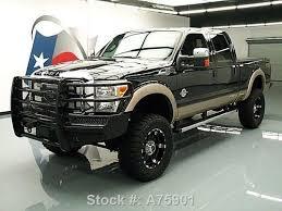 2012 Ford F250 Lifted  U