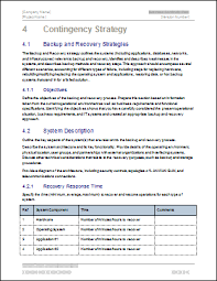What Is Business Continuity Plan Template Vclpages Com