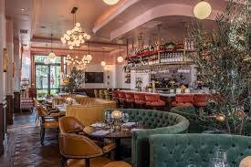 Fettle Interior Design Fettle Draycott Brasserie In 2019 Pacific Palisades Bar