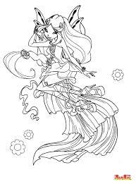 Stampa E Colorare Fairy Winx Ibambiniorg