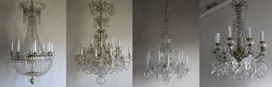 antique chandeliers knowledge