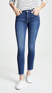 7 For All Mankind Maternity Size Chart B Air Ankle Skinny Jeans With Raw Hem