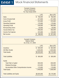 Consolidated Financial Statements Example Statement Pdf Gaap Sample