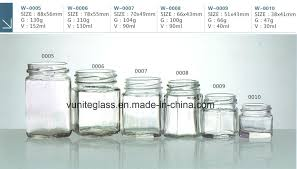 china high clear square glass jar for honey food glass bottle beverage bottle glassware cans glass container china glass bottle glass jar