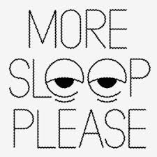 Image result for need for sleep
