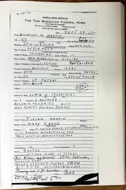funeral home records allen co na