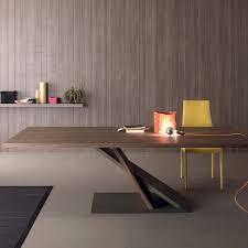 Tavoli in legno moderni e di design per salotto e cucina viadurini