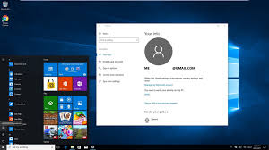How To Creat How To Create A Windows 10 Account Using Any Email Address Windows