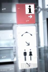 Vending Machine Attendant Fascinating Buildings Publicly Signs Pictograms Signs Hint Toilets Waiting