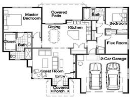 Rambler Floor Plans Solve Your Problems to Design Appropriate Flooring :  Rambler Floor Plans With A