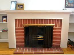 how to reface a brick fireplace fireplce pneling refacing with slate tile stacked stone veneer