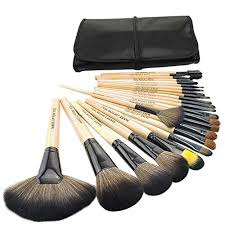 good quality makeup brushes. we highly recommend this set of 24 piece brushes for either professional or personal use. with juju brushes, they are made from high quality natural hair good makeup i