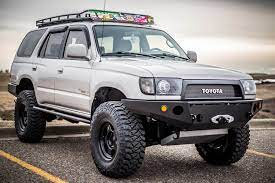 Built to suit your needs. Ct What S Your Favorite Suv Mines The Toyota 4runner