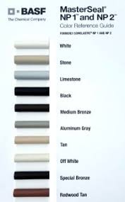Np1 Color Chart