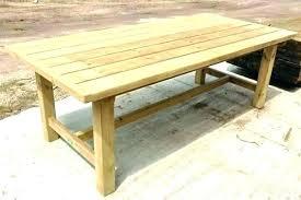 wooden folding garden table wooden outside tables wooden outdoor furniture nice garden furniture table 9 large wooden folding garden table