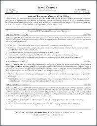 Marketing Resume Objective Operations Assistant Job Description